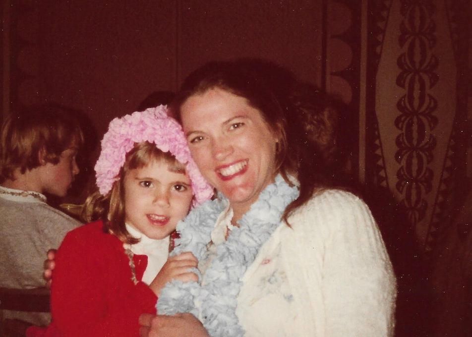 Sue Ellen and Mary Jo
