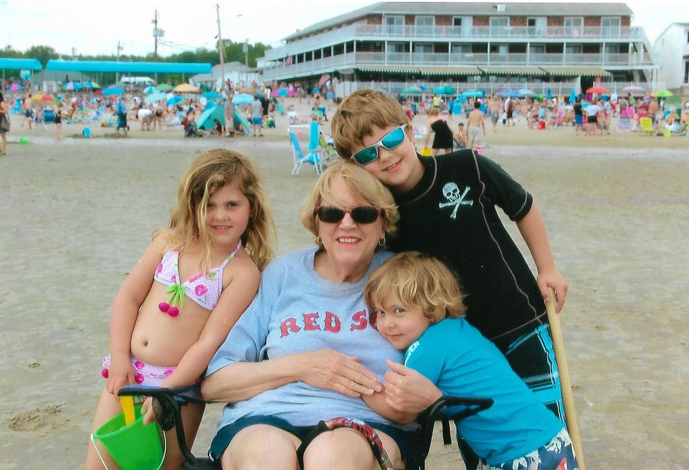 Sue Ellen, Will, Carina, and Luke